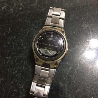 CASIO AW-80 手錶