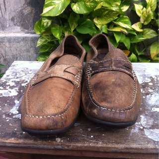 Sepatu Brazil merek Andacco uk 41