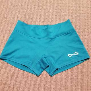NIFINITY shorts Teal Size S