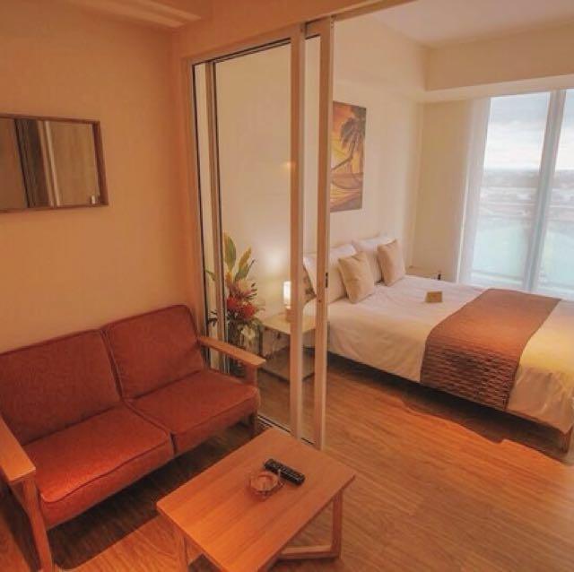 1 bedroom unit in Azure Resort Residences Paranaque