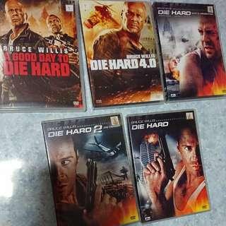 DIE HARD 5集DVD