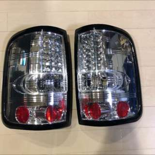 LED clear Tail lamp 2004y Ford F150
