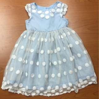 Pretty dress for baby girl