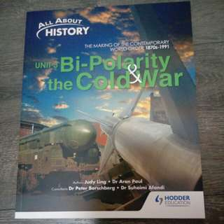 All about history unit 3