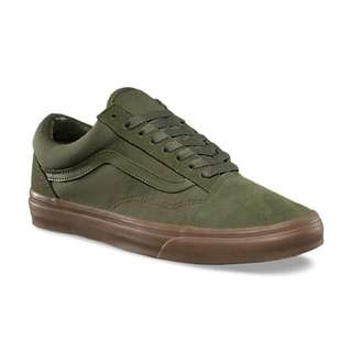 Vans US Old Skool Green Gum (for Men)