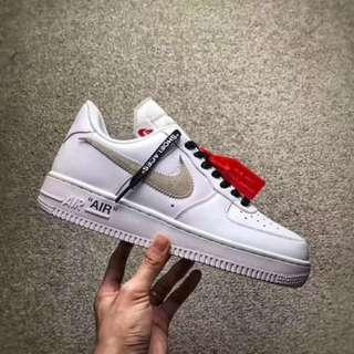 Nike x Off White Air Force 1