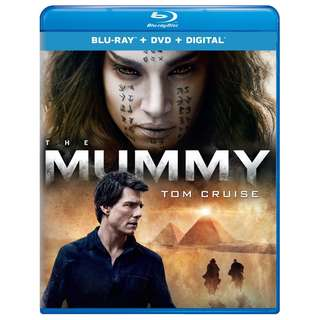🆕 The Mummy Blu Ray + DVD