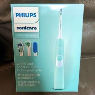 Philips sonicare 青少年電動牙刷