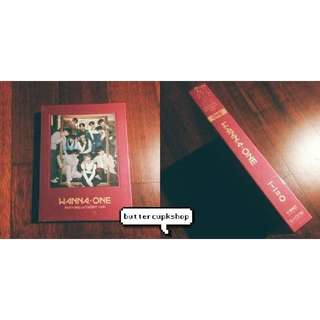 [READY STOCK] WANNA ONE ALBUM
