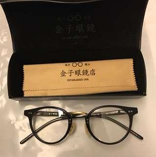 全新金子眼鏡 Pure Titanium 日本製