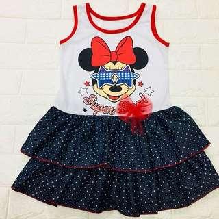 Tutu Dress Denim Edition