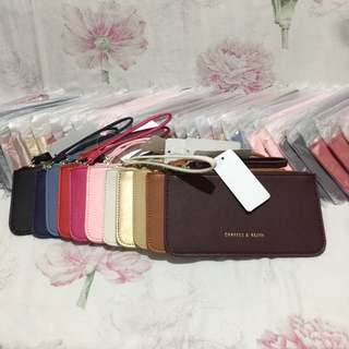 🌺Charles and Keith Wristlet🌺