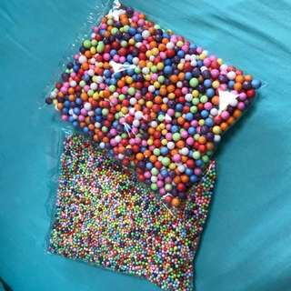Styrofoam Beads - 2 for $8