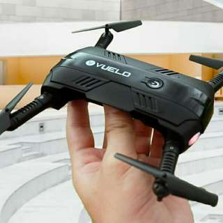 Vuelo Portable Drone with High Definition 2mp Camera ! Guaranteed original ! ORIGINAL & SEALED :)