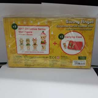 Sonny Angel Christmas Series Special Box