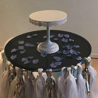 Cake stand for birthday parties and events!