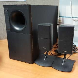 Bose Acoustimass 5 Series II Direct Reflecting Speaker System