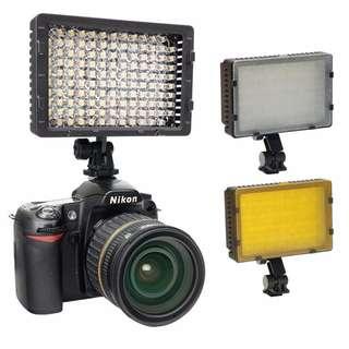CN-126 LED Video Lighting for DSLR