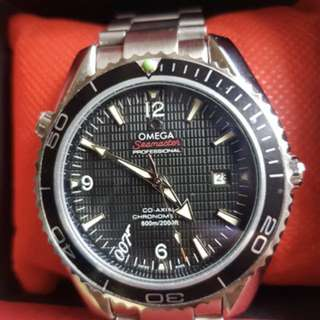 007 bond omega watch