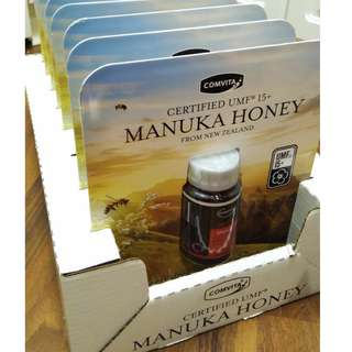 美國直送 Comvita Manuka Honey 康維他活性麥蘆卡蜂蜜 UMF 15+ 250g