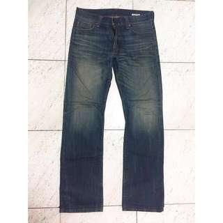 🚚 正品不議價premium levi's 34x34 牛仔褲