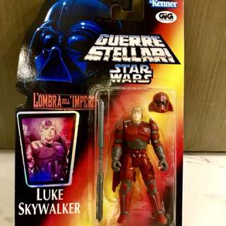 Star Wars Luke Skywalker- German Edition- Mint in box