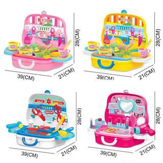 (NEW Design) Kid Toys Pretend Play Set (5 designs)