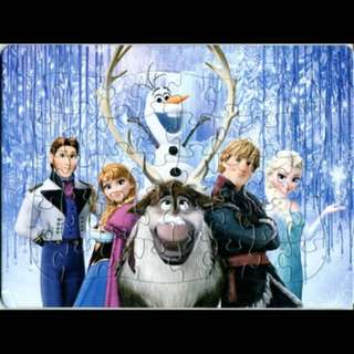 Puzzle /Frozen *Free Postage