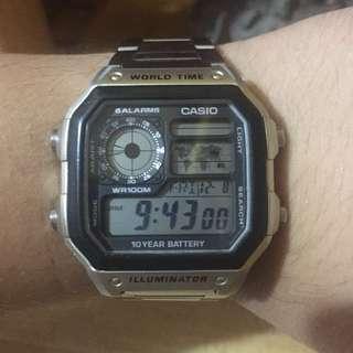 Cashio watch authentic!!
