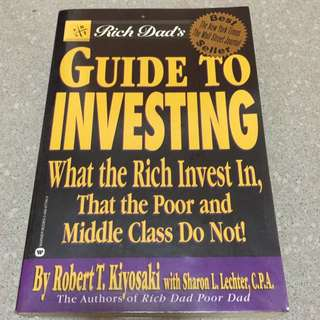 Guide To Investing By Robert T. Kiyosaki
