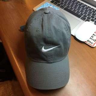 Nike 電繡水洗老帽
