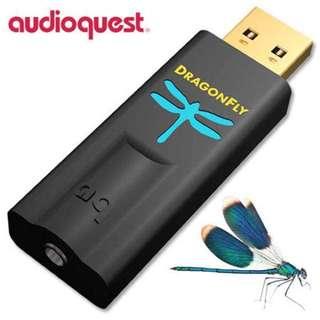 Audioquest Dragonfly Black v2