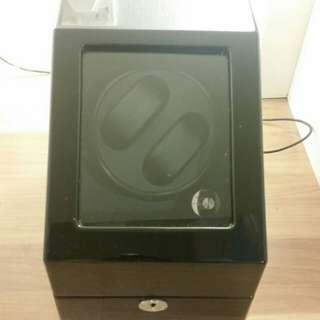 Auto winder watch storage box