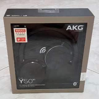AKG Bluetooth Headphones YB50