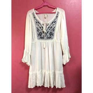 """Forever21 White Dress """"Original"""""""