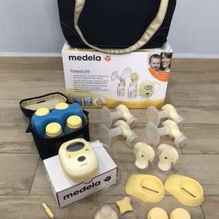 Preloved Medela Freestyle