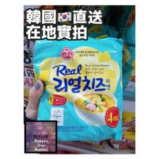韓國 Real 芝士麵