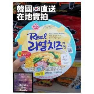 韓國 Real 芝士杯麵