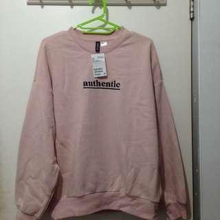 HnM basic sweater