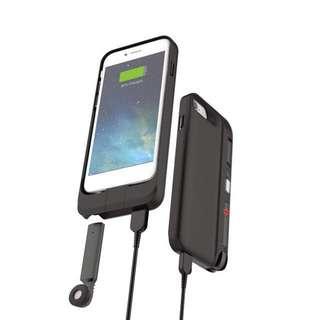 🚚 SNAILINK BB case iPhone6 手機殼 iPhone7 手機殼 專用藍芽耳機充電殼 4.7寸