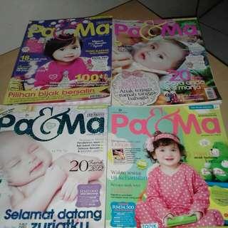Pa@Ma Magazines