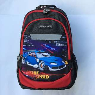 BN Dr Kong medium sized school bag for Primary School