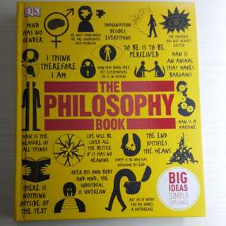 The Philosophy Book Big Ideas Simply Explained