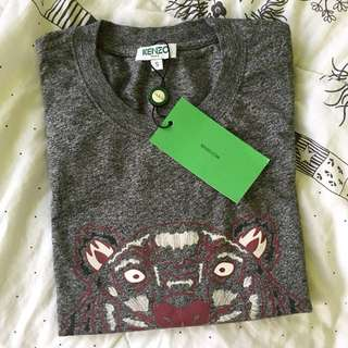 Kenzo Tiger Tshirt Size S Authentic