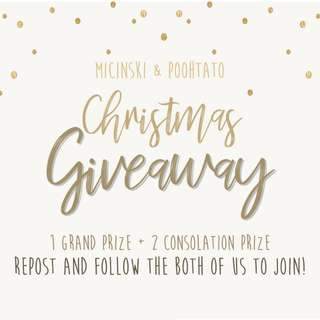 GIVEAWAY 🎁🎄