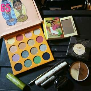 Set Makeup Bajet