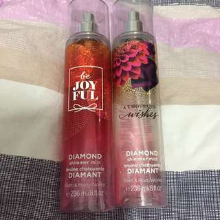 Parfume Bath and Body Works
