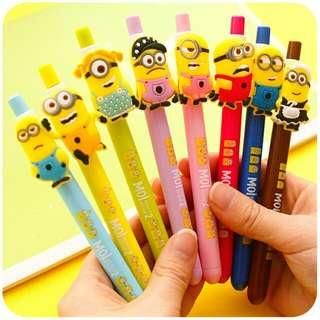 Minions ballpoint pens