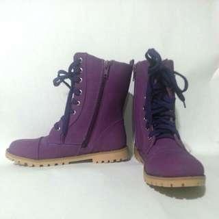 Monster High Purple Boots