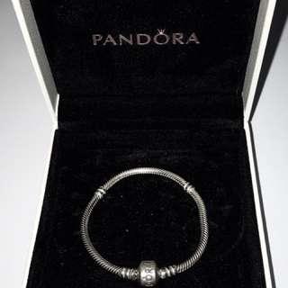 Pandora Bracelet 手鏈 (16cm)